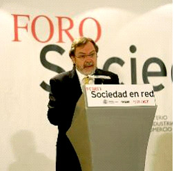 Juan Luis Cebrián - Foro Sociedad en Red