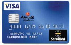 Sermepa - Advantis JCrypto GP Card - Tarjeta Java - EMV - basada en OpenPlatform