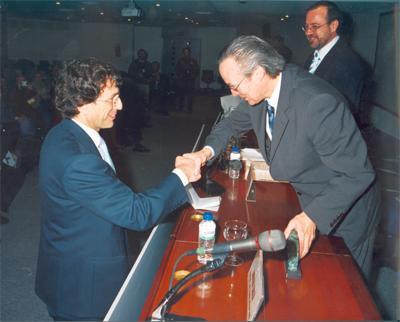 Santiago Segarra -  Mejor trayectoria TIC