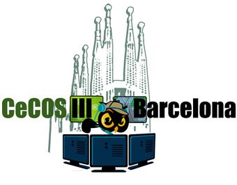 CeCOS III en Barcelona 2009