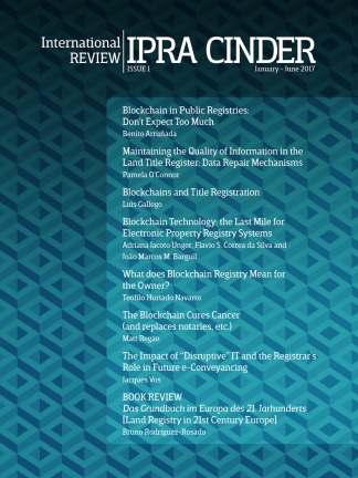IPRA CINDER International Review